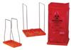 Biohazard Disposal Bags with Warning Label -- 84196