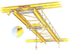 Bridge Crane -- Underhung Double Girder