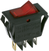 Single Pole Power Rocker Switches -- CL Series - Image