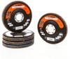 Standard Abrasives 648900 AP Type 29 A/Z Alumina Zirconia AZ High Density Flap Disc - 4 1/2 in Diameter - 53726 -- 051141-53726