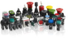 Pilot Lights Compact Range -- CL-502Y