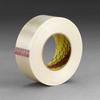Scotch(R) High Strength Filament Tape 890 Clear, 60 mm x 55 m, 16 per case Bulk -- 021200-39837