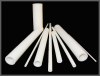 Single-Bore Cast Alumina Tube -- 100750AC - Image