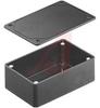 Enclosure, Utilibox; ABS Plastic; BlackTextured -- 70148652