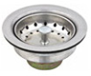 Stainless Steel Sink Strainer -- 2-9-3