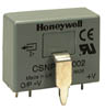 CSN Series closed loop current sensor, measures ac, dc or impulse current, 100 A nominal, ±150 amp range, offset pin, busbar, 2000 turn -- CSNT651-001
