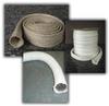 Braided Tetraglas® Tubing -- 1/16