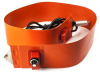 Xtremeduty™ Silicone Rubber Insulated Drum Heater -- SLDH - Image
