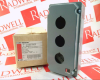ENCLOSURE 3HOLE PUSH BUTTON STEEL NEMA3-4/13 -- 10250TN13 - Image