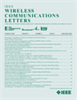 Wireless Communications Letters, IEEE -- 2162-2337