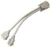 DVI Digital Dual Link Splitter Cable -- 10DV-13201