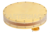 Omni-Directional Antenna Operating From 58 GHz to 63 GHz With a Nominal 0 dBi Gain and WR-15 Waveguide Input -- PE-W15A001