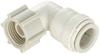 Quick-Connect Female Swivel Elbows - Polysulfone -- 3520B - Image