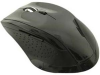 2.4GHz Wireless Mouse w/ Variable Resolution, Black -- 603917