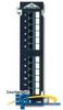 Allen Tel Versatap 12 Port Cat 5e Patch Panel -- AT55-12PT