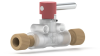 Shut Off Valve Assembly Tefzel® (ETFE) .040 With Fittings -- P-721 - Image
