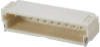10 Pos. Male SIL Horizontal SMT Conn. (T+R) -- M40-4011046R - Image