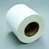 3M™ Security Products Label Material 7613T White Vinyl, 6 in x 1668 ft, 1 per case -- 7613T