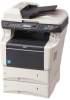 42 PPM Black and White Multifunctional Printer -- ECOSYS FS-3140MFP - Image