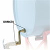 PIG Drain-It-All Drum Siphon For Steel Drums w/ .75