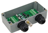 Weatherproof 4-Channel 4-20 mA Current Loop Protector - 12V -- AL-CL4W-12 -Image