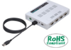 RS-232C 4 port Serial I/O Unit for USB -- COM-4CX-USB
