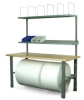 STACKBIN Adjustable-Height Packing Benches -- 5599400