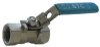 Valve Stainless Steel -- MSBV-4F
