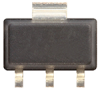 SS500 Series bipolar Hall-effect sensor IC, SOT-89B, 1000 units/pocket tape and reel -- SS51T
