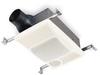 Bathroom Fan,Heated,Fluorescent Light -- 3EJP8