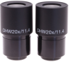 Eyepieces, Lenses -- 26800B-450-ND