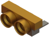 Coaxial Connectors (RF) -- 9311-60035-TD-ND -- View Larger Image