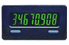 CUB7 Timer, Low Voltage Input, Green Display -- CUB7TCG0