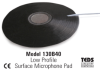 Surface Microphone -- Model 130B40