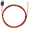 Digi-Sense Type J Kapton - insulated thermocouple probe; 24-gauge; 10'L -- GO-08517-90