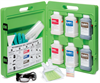 Spill-X Portable Chemical Treatment Kit Acids, Bases, Elevates Solvent Flashpoint, Neutralizing, Neutralizing Capacity Up to 1/2 gal. per Container o -- GEN522 -Image