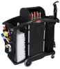 RUBBERMAID High-Security Housekeeping Cart -- 5950000