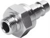 KS4-1/4-A-R Quick coupling plug -- 531677