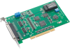 100 kS/s, 12-bit, 32-ch Isolated Analog Input Universal PCI Card -- PCI-1713U - Image