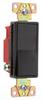 Decorator AC Switch -- 2621-347BK - Image