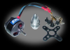 Park 370 Outrunner EFL-370-1360 Brushless Motor -- 0-EFLM1205