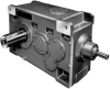 InLine Parallel / Right Angle Gearboxes -- Series H