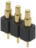 Rectangular Connectors - Spring Loaded -- ED10676-ND