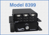 PS/2 Keyboard, VGA Monitor & PS/2 Mouse A/Offline/B Manual Data Network Switch -- Model 8399 -Image