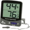 Digital Wall Mount Thermo-Hygrometer -- DE13307