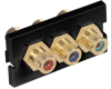 Coaxial Connector -- IMCRF1BK - Image