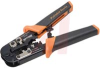 All-In-One UTP Snagless Crimper for round or flat cable -- 70199498 -- View Larger Image