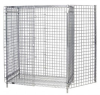 Wire Shelving - Carts - Security - 2448-63SEC