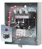 NEMA Size 0 Reversing Combo Disconnect -- 506-AFCD-24R-VH -Image