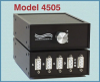 DB9 A/B/C/D Manual Switch -- Model 4505